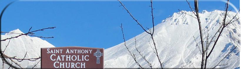 Saint Anthony Catholic Church,Mount Shasta, California 96067